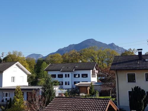 Bergblick Dachterrasse